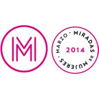 Logotipo del FESTIVAL MIRADAS DE MUJERES