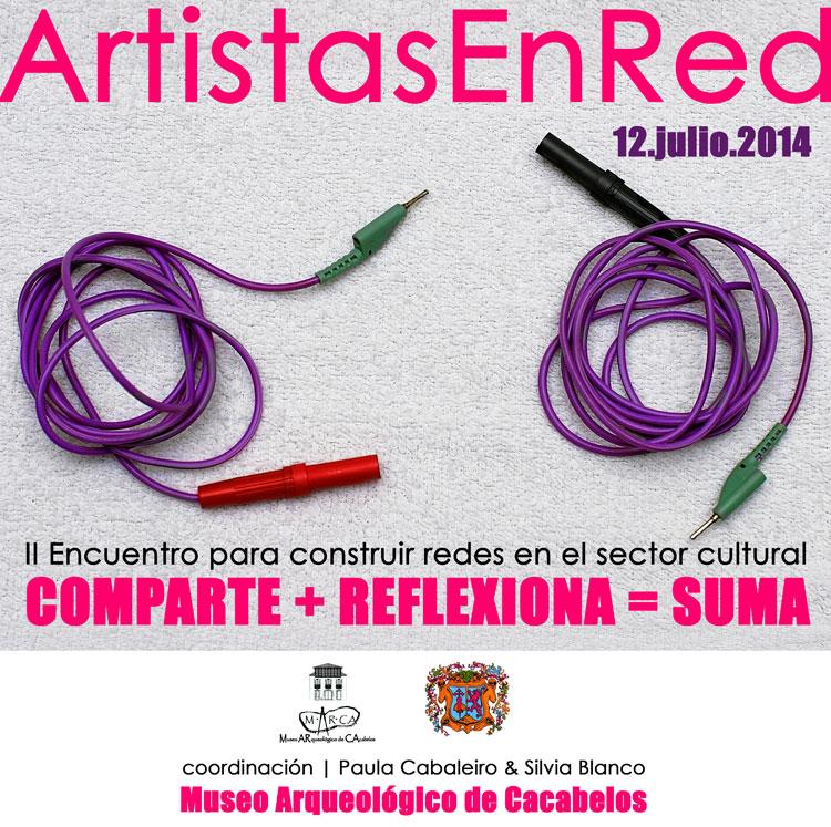 artistas en red - 12 de julio 2014