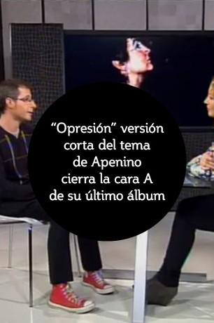 Entrevista Apenino en ZigZag diario tvg